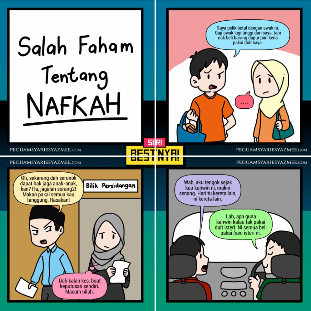 Bestnya Undang-Undang Syariah Syazmee Sapian Irfan Foner dan Cik Eza
