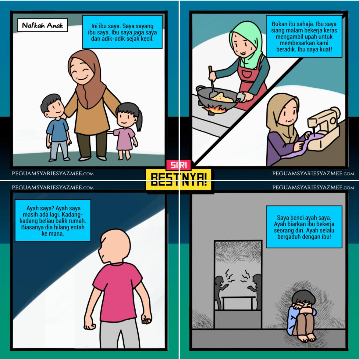 Poster Bestnya Undang-Undang Syariah