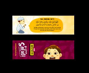 1x Bookmark