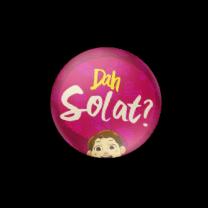 1x Button Badge