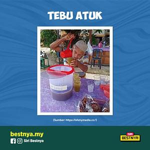 Gambar kisah atuk yang menjual air tebu semasa PKP